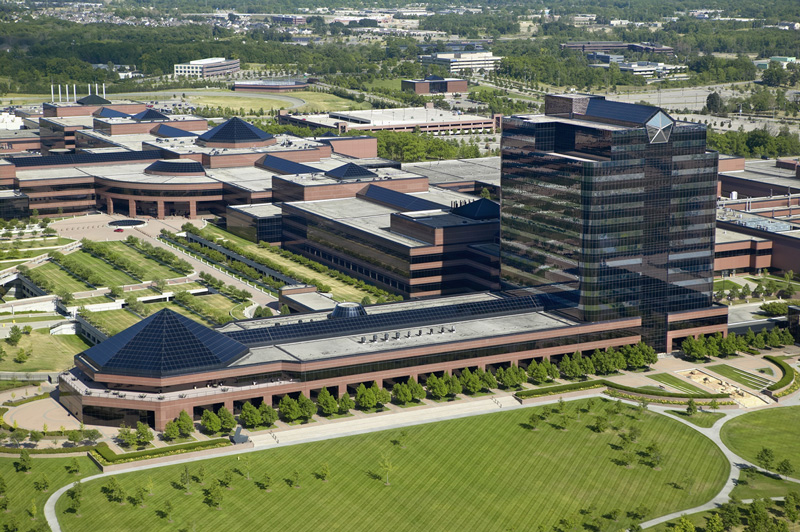 Chrysler-Headquarters