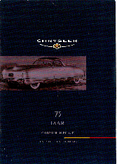 chrysler belgie 75 jaar